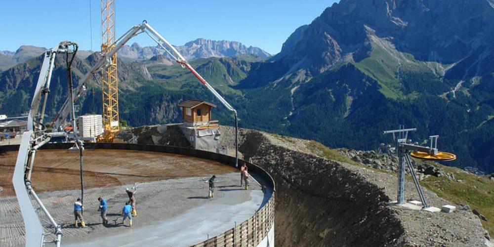 Vasca di accumulo Baby Alpe Tognola