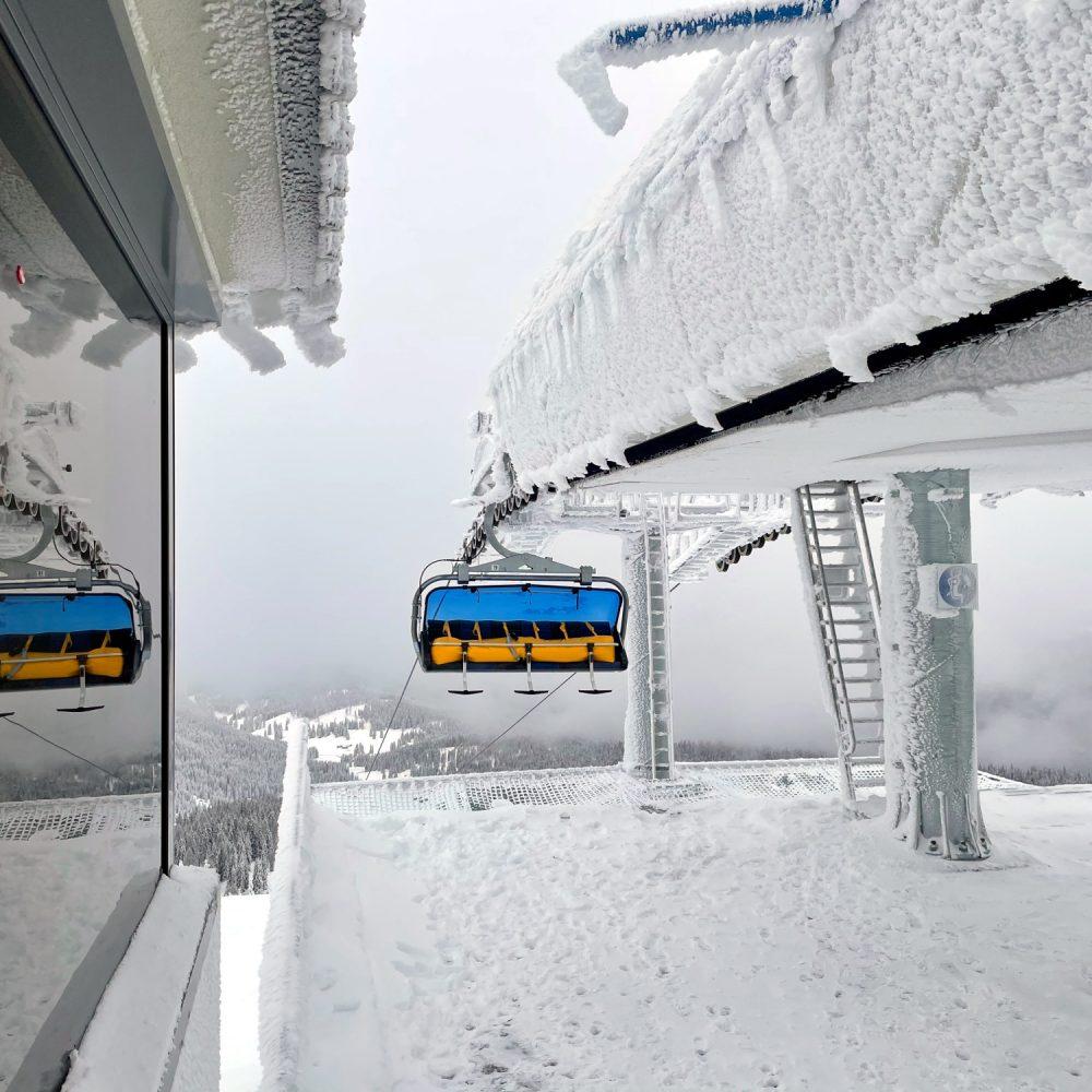 Seggiovia Rifugio Verenetta – Monte Verena